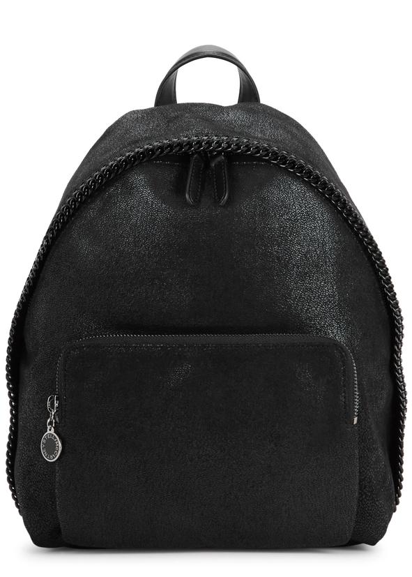Falabella Black Backpack