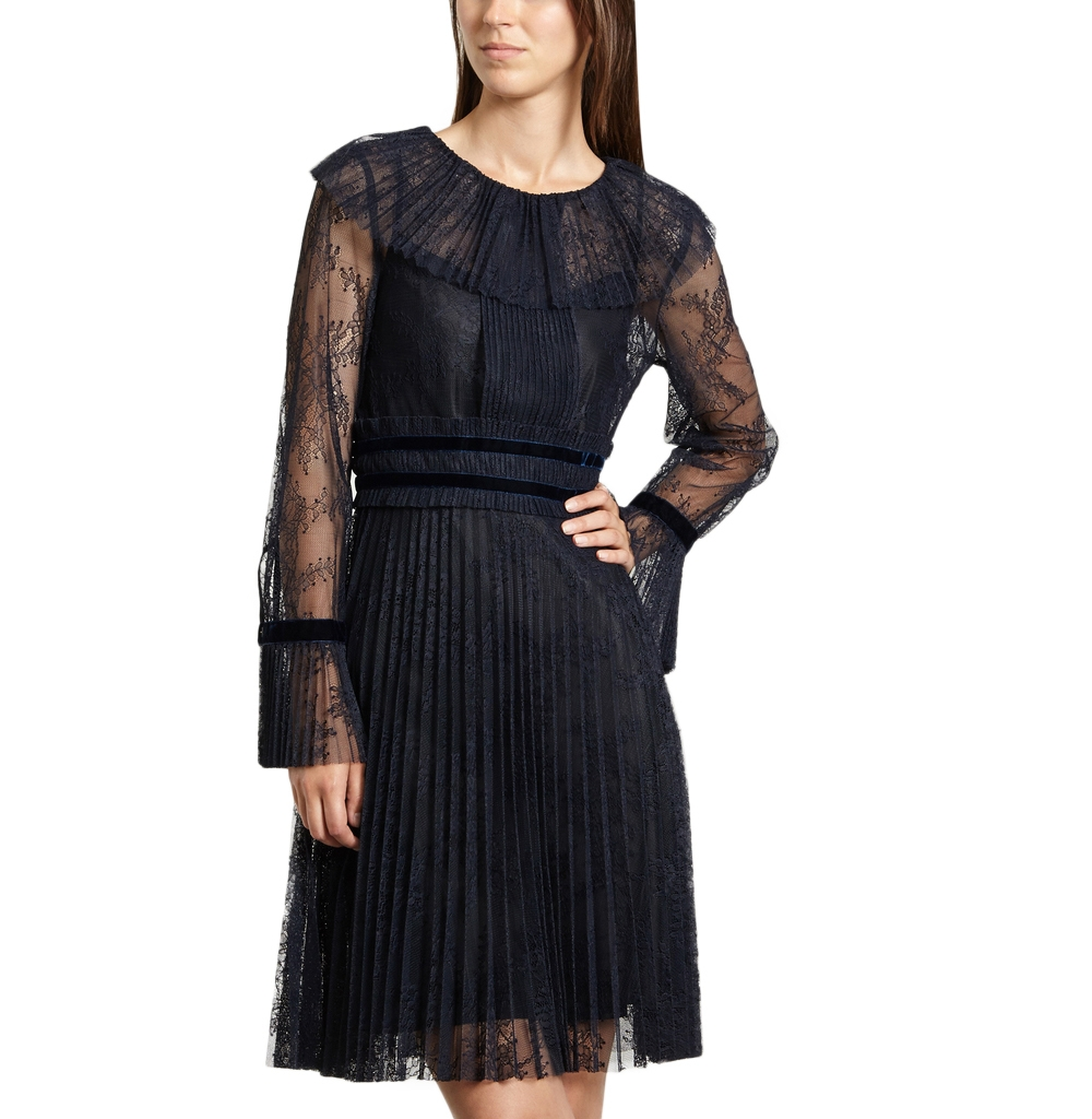 TARA JARMON CHANTILLY DRESS