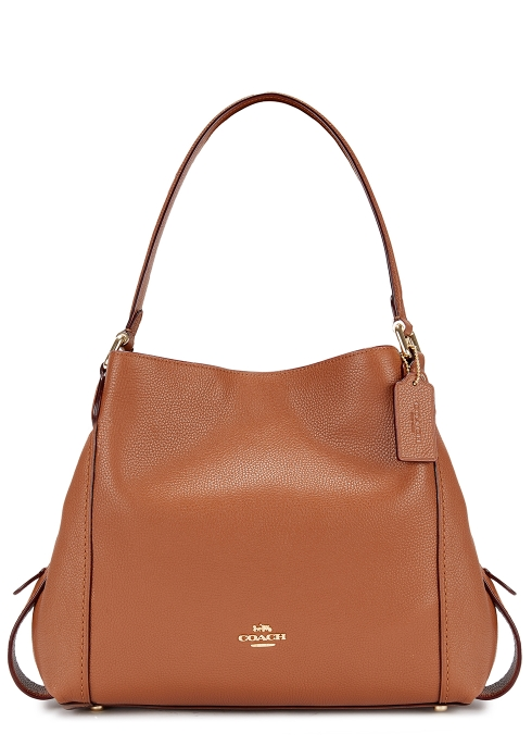 2516a3adc30 Coach Edie 31 brown leather tote - Harvey Nichols