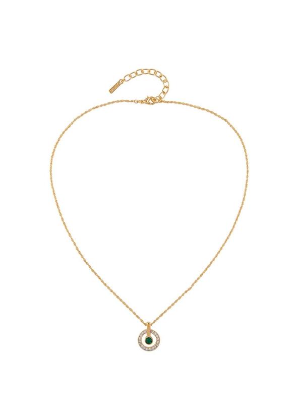 b5cc0cf5ef5aa 1980s vintage d orlan circle swarovski crystal necklace. Online Only