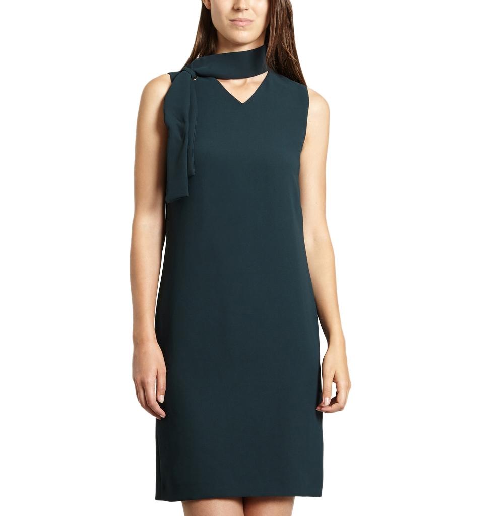 TARA JARMON TECHNIC DRESS