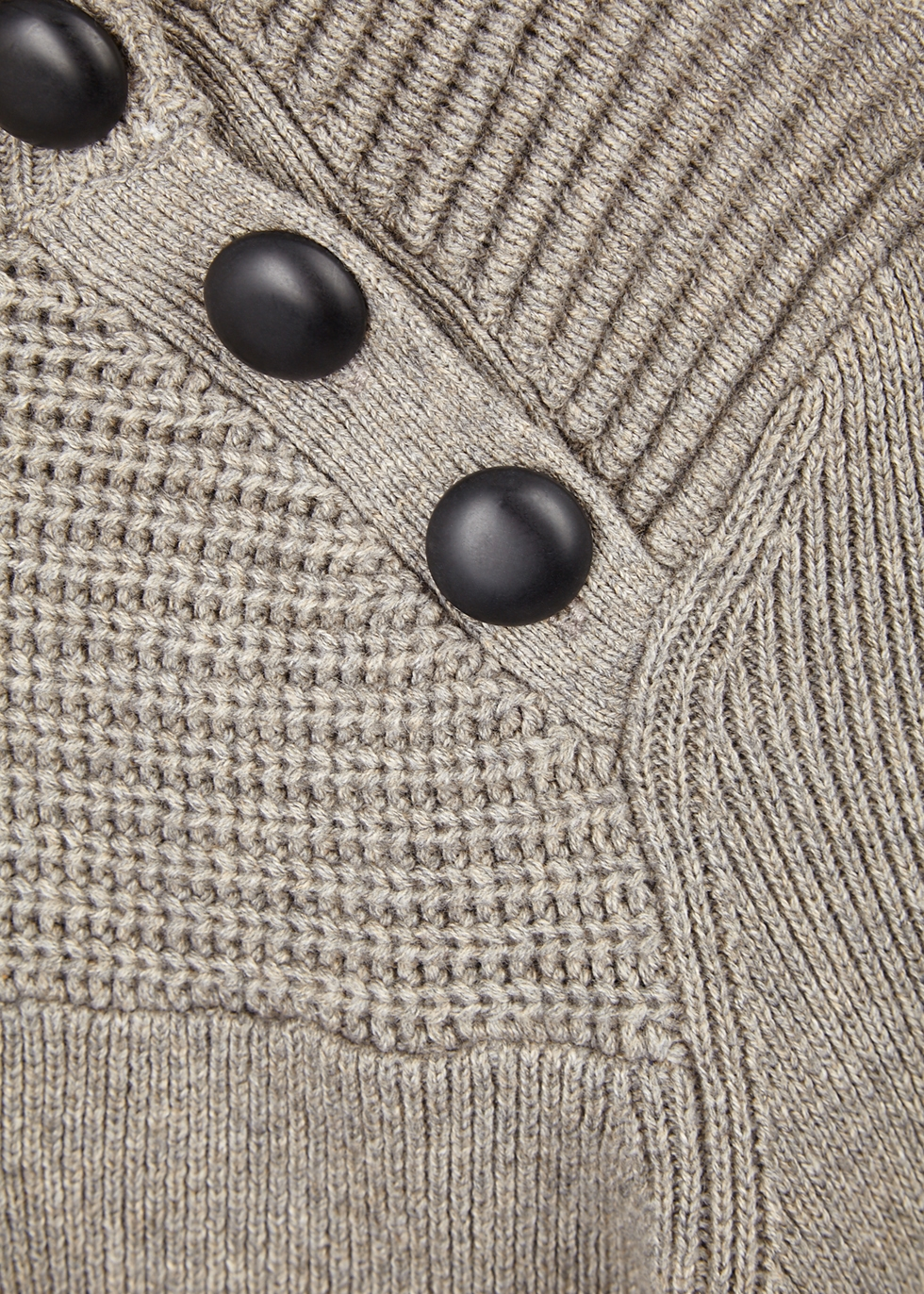Koyle ribbed cotton-blend jumper - Isabel Marant Étoile