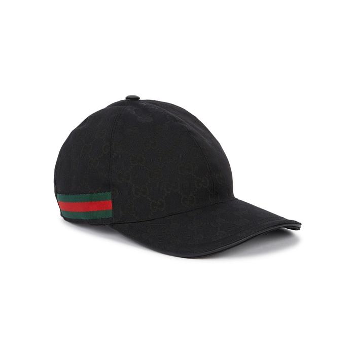 Gucci GG Supreme Monogrammed Cap