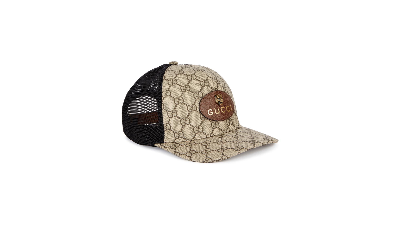 Gucci GG Supreme monogrammed cap - Harvey Nichols ae07049467e