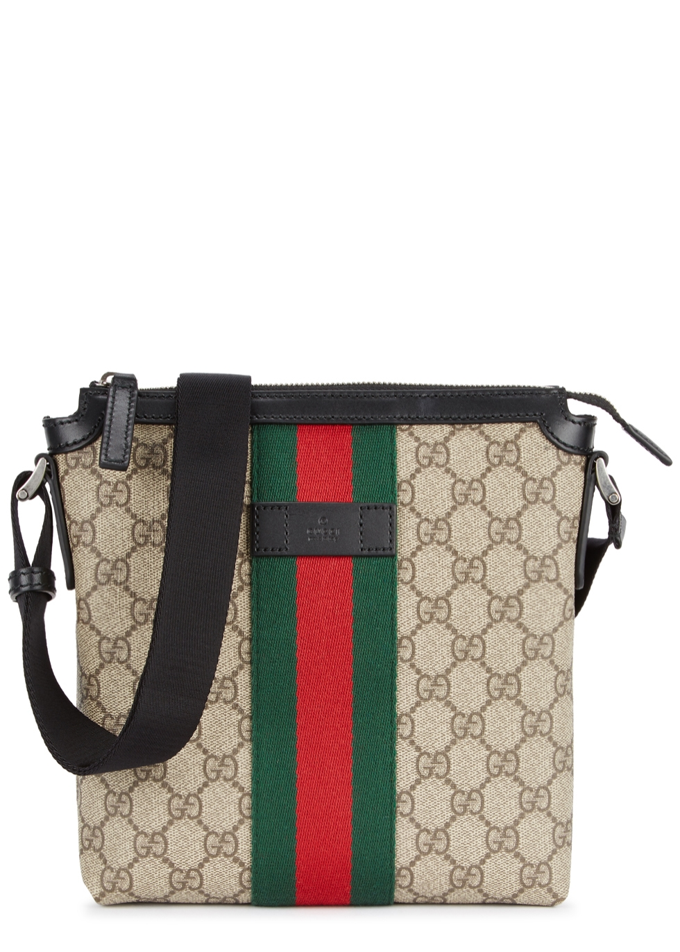 GUCCI GG SUPREME CANVAS CROSS-BODY BAG
