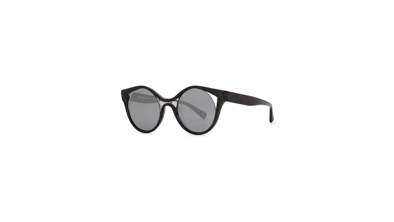 fa4c539658 ALAIN MIKLI Rayce black cat-eye sunglasses - Harvey Nichols