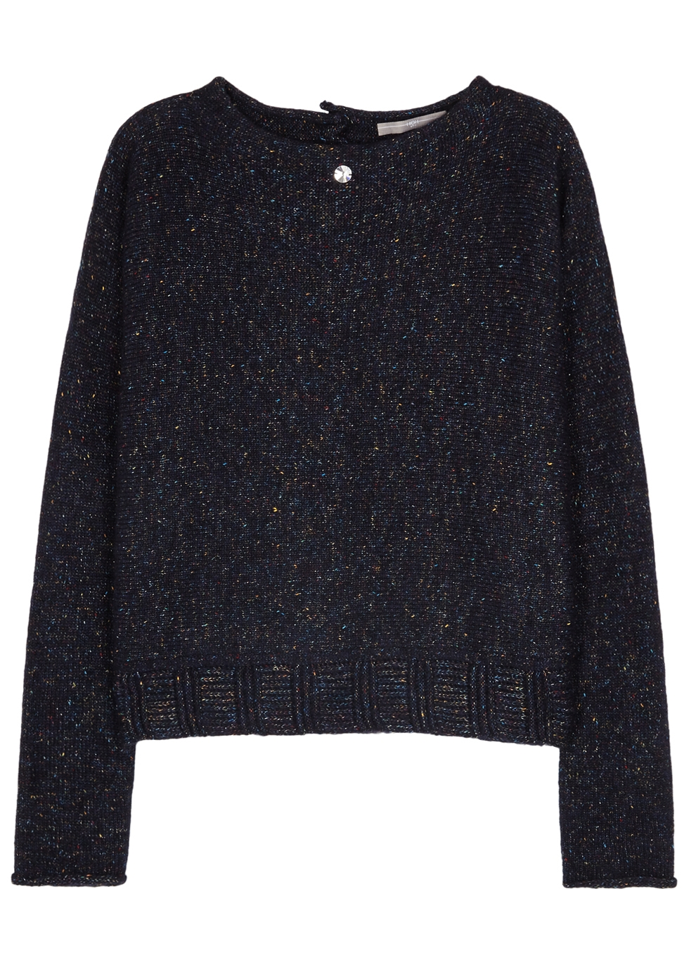 HIGH IN-TUNE KNITTED JUMPER