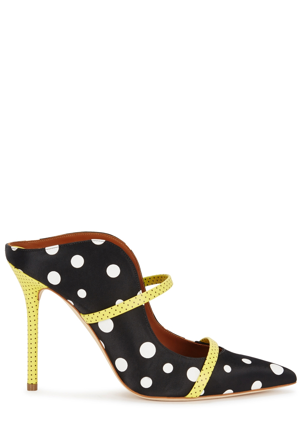 Malone Souliers X Emanuel Ungaro Maureen 100 mules clearance 2014 newest cheap sale shop offer outlet latest collections PY5RPANR