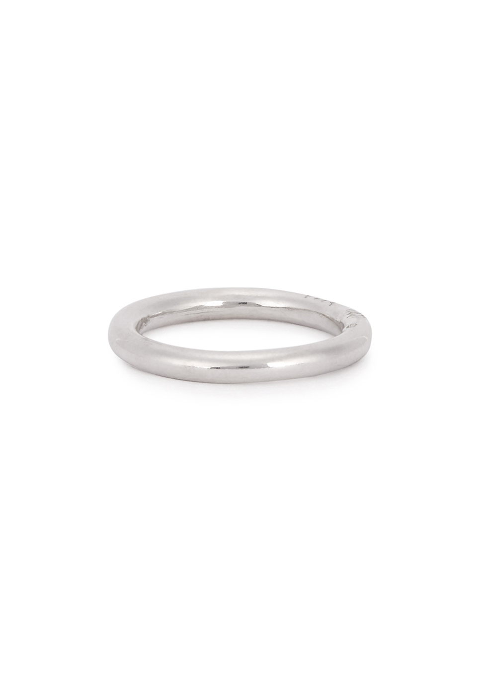 MUSE STUDIO Stacking Sterling Silver Ring