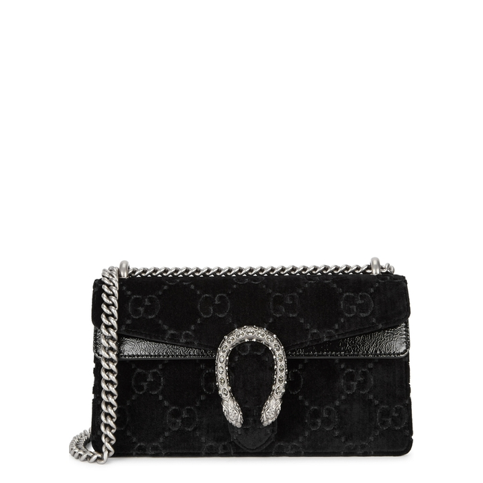 ba3131c7dc19f5 Gucci Dionysus Gg Velvet Shoulder Bag | Stanford Center for ...