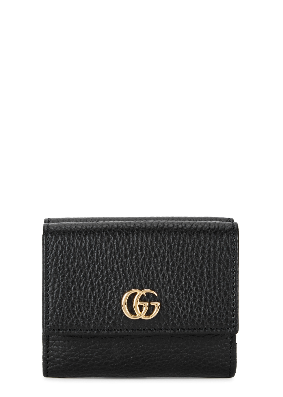 GG MARMONT MINI LEATHER WALLET