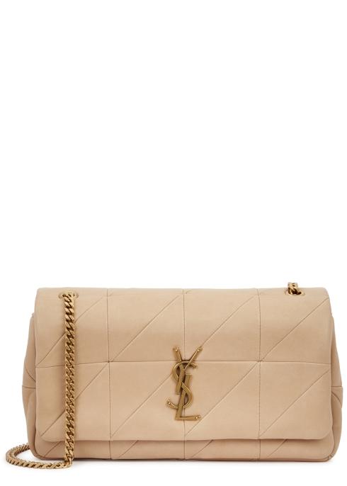 82b297255ea3 Saint Laurent Jamie medium leather shoulder bag - Harvey Nichols