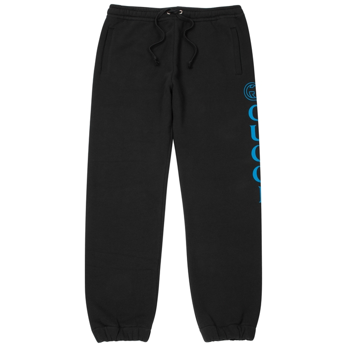 Gucci Logo-print Cotton Jogging Trousers