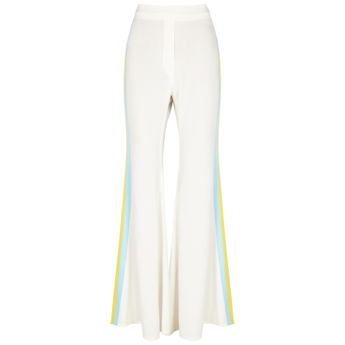 Ellery LOVE AFFAIR FLARED TROUSERS