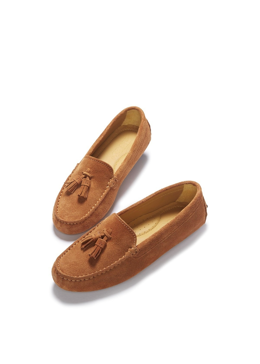 6bd7b555c85 Tasselled driving loafers Tasselled driving loafers