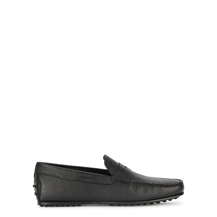 Tod's City Gommino Leather Driving Shoes