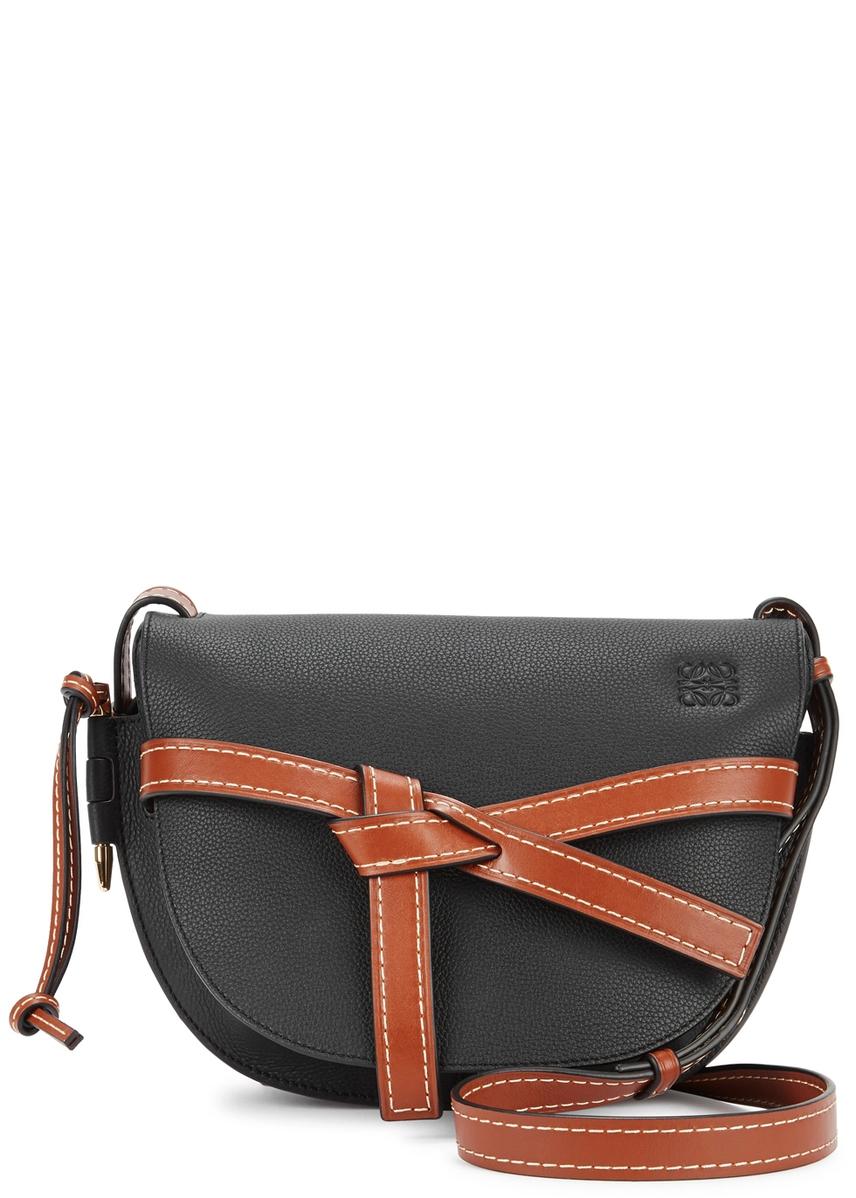 c5c20340c9 Gate small leather saddle bag ...