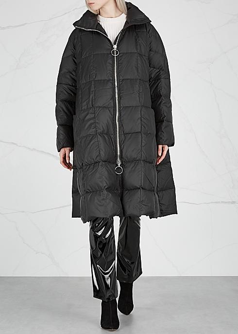 the best attitude d3f39 0680a IENKI IENKI Pyramid quilted shell coat - Harvey Nichols