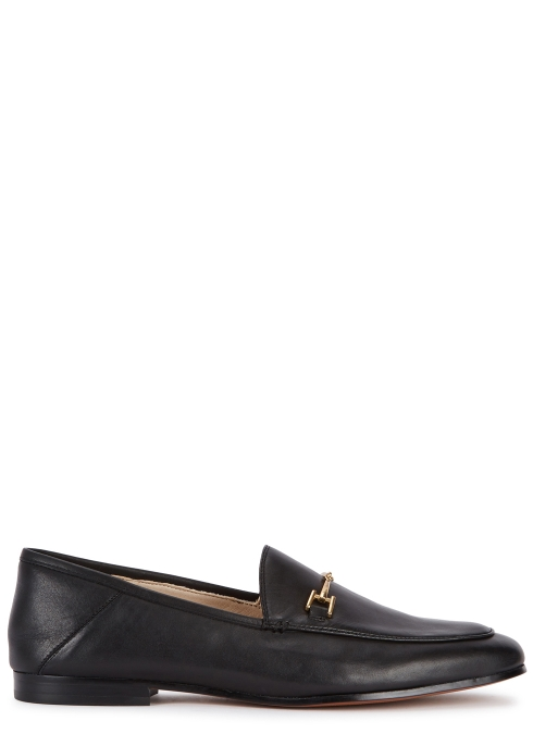 ff1971dbb97 Sam Edelman Loraine black leather loafers - Harvey Nichols