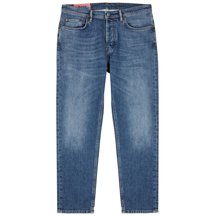 Acne Studios River Cropped Skinny Jeans