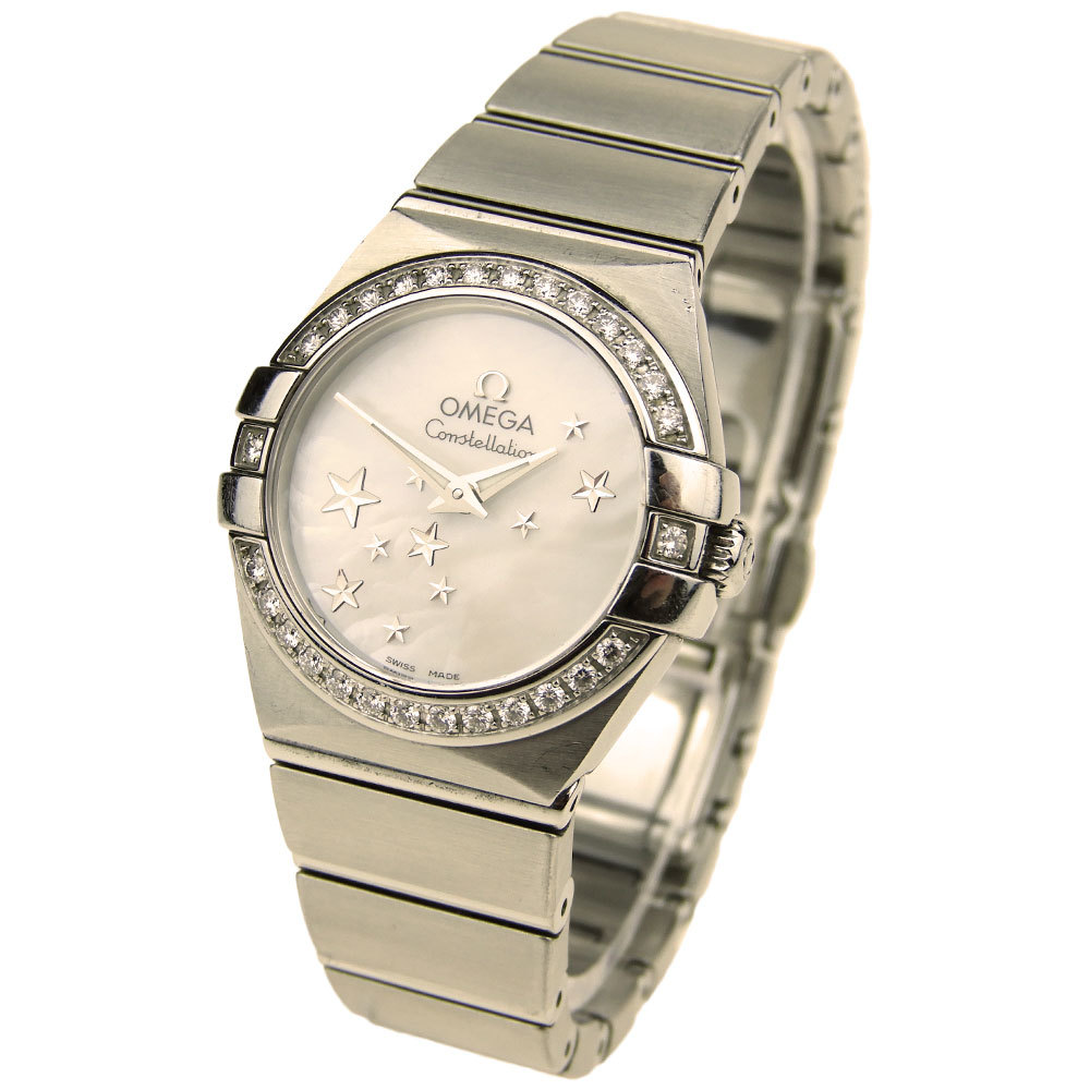 OMEGA CONSTELLATION 24 QUARTZ 123.15.24.60.05.003