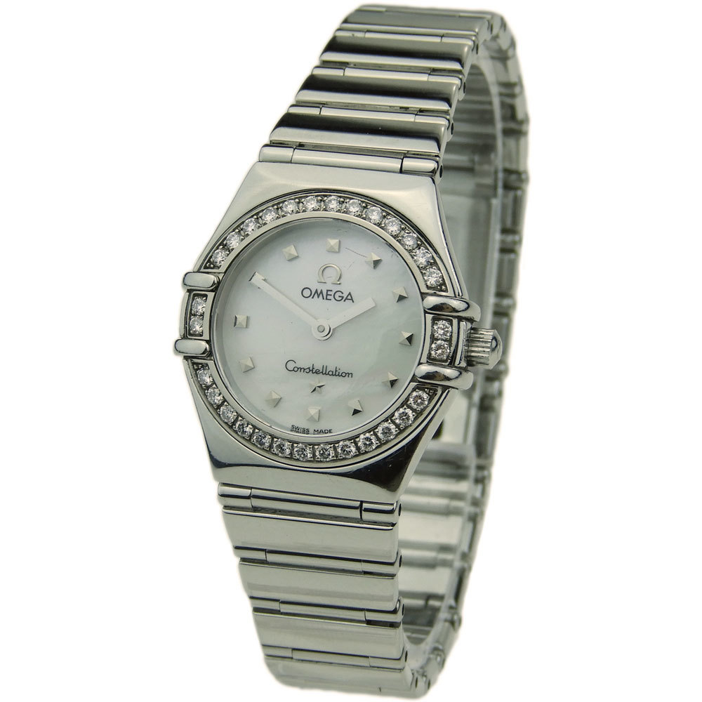 OMEGA CONSTELLATION MY CHOICE MINI 1475.71.00