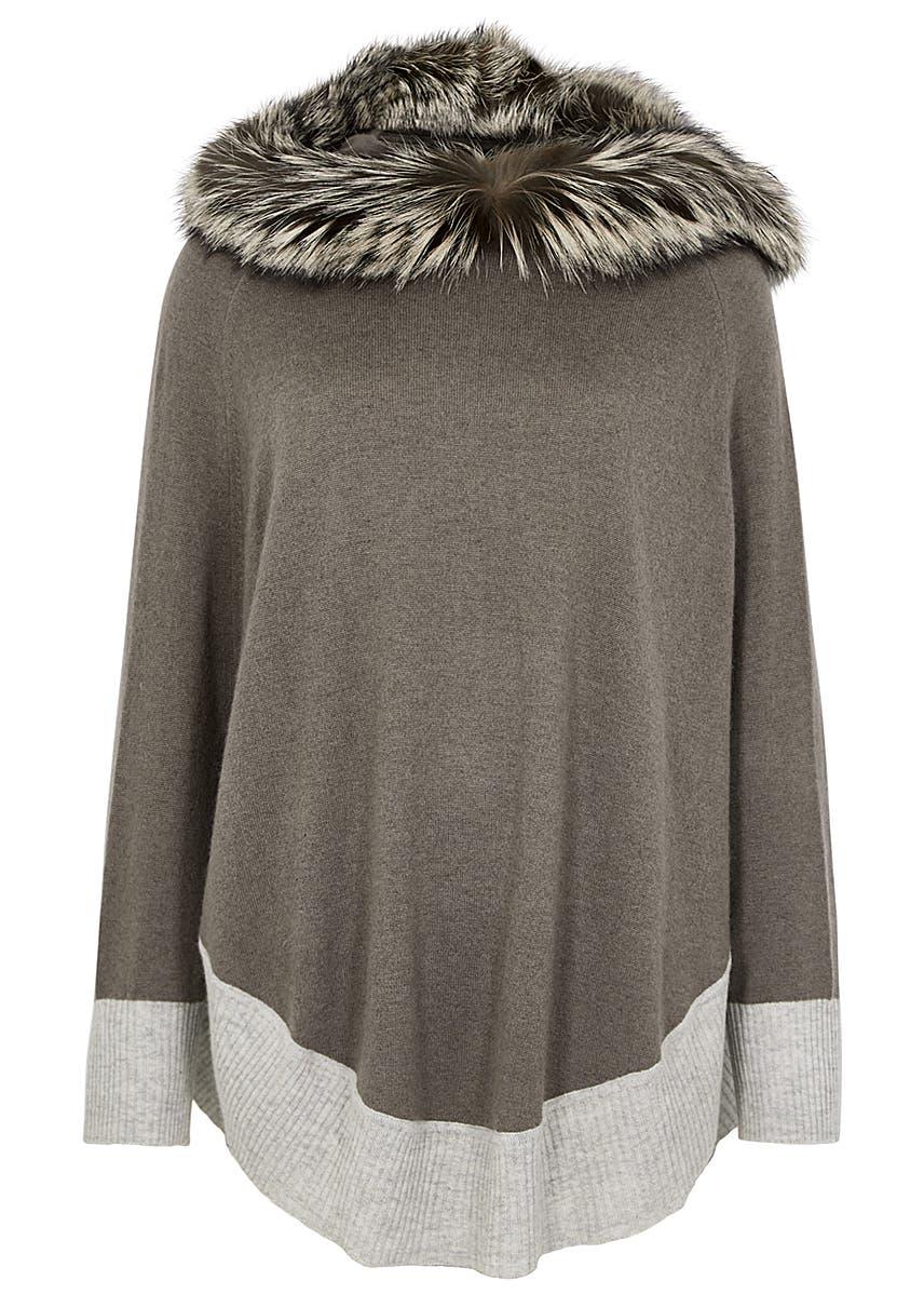 ff0fb9572 Women's Designer Ponchos & Wraps - Harvey Nichols