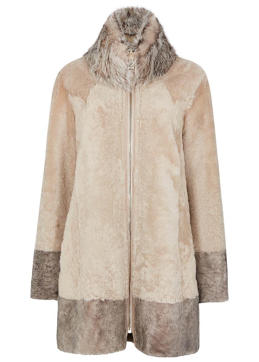 3fc80f5f0 Women's Shearling, Fur & Faux Fur Coats - Harvey Nichols