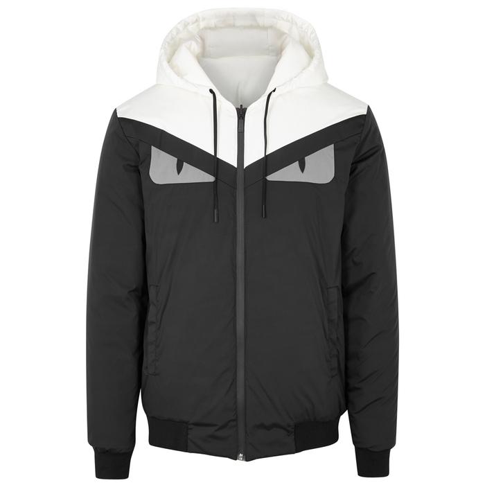 Fendi Monster Reversible Shell Jacket