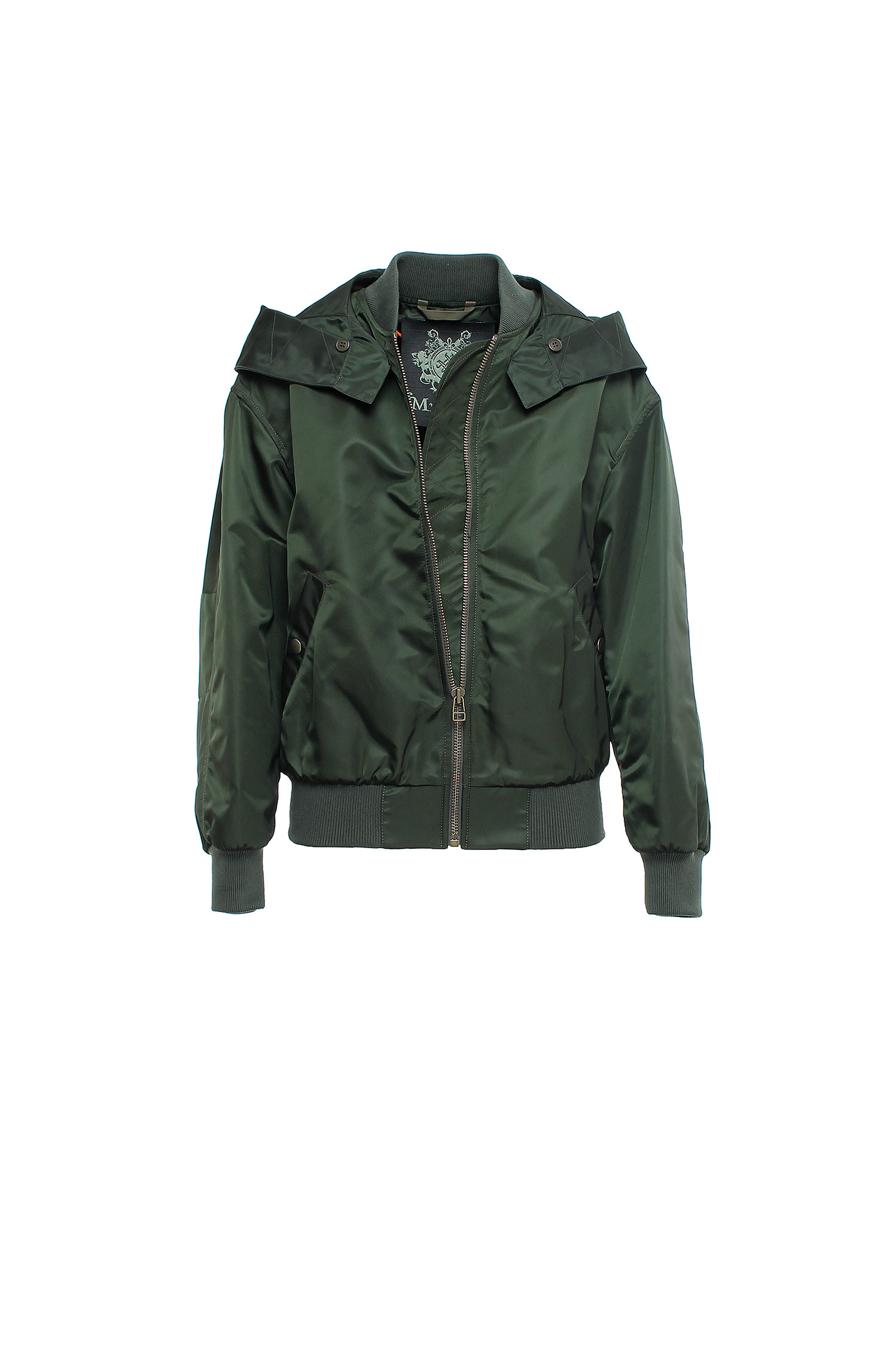 BOMBER ORIGINAL FIT NY BOMBER NYLON