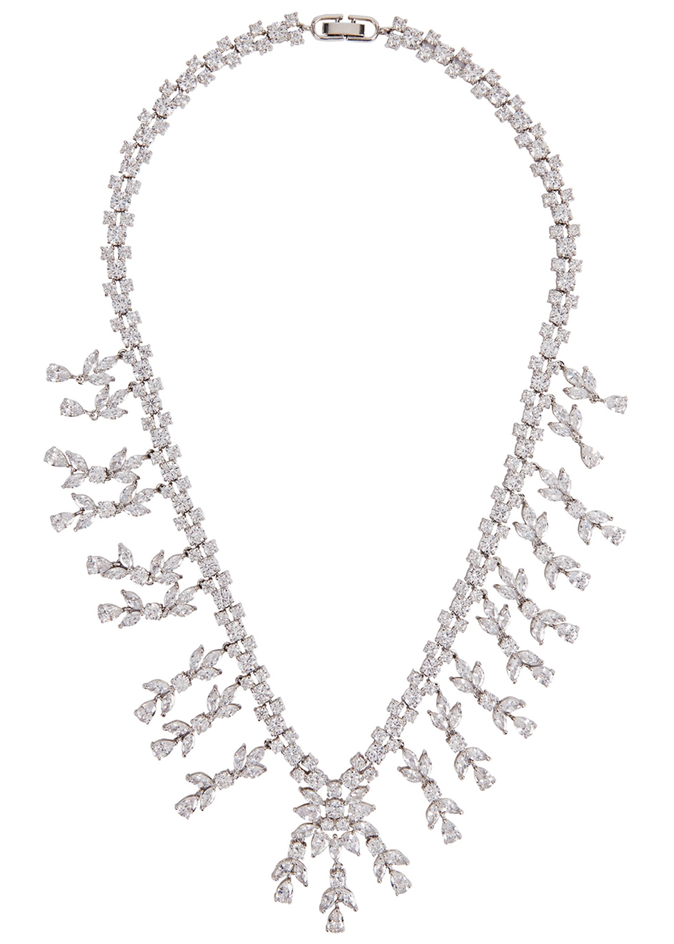 FALLON MONARCH WEEPING FERN NECKLACE