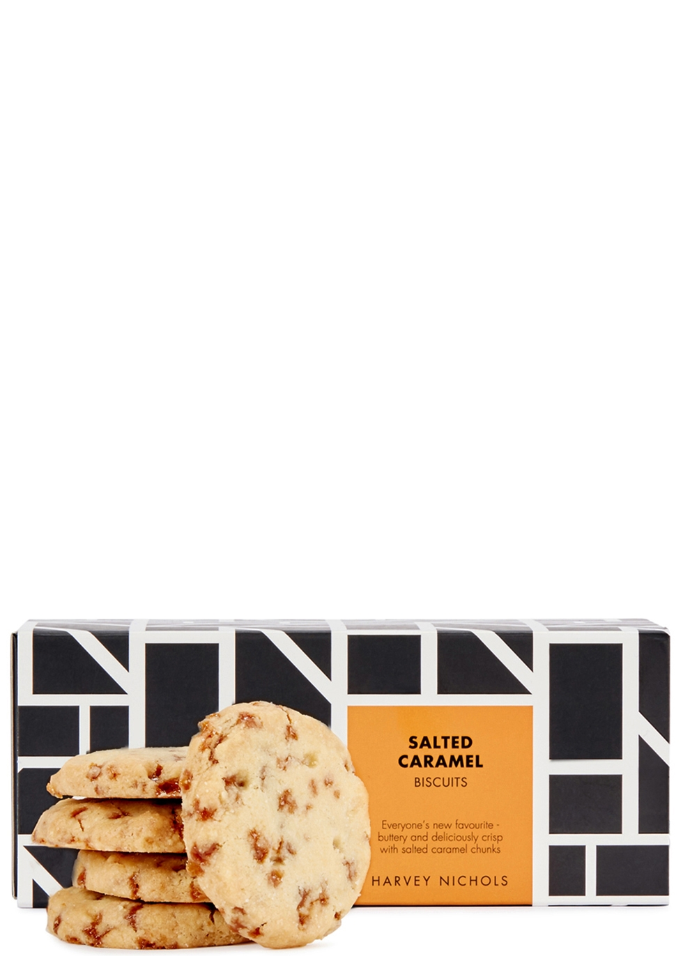 harvey nichols salted caramel biscuits 200g rh harveynichols com