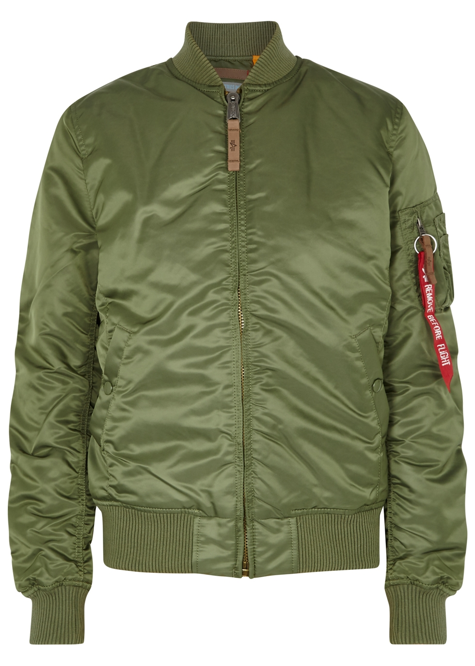 MA-1 VF59 SHELL BOMBER JACKET