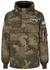 Nasa camouflage-print shell jacket - Alpha Industries
