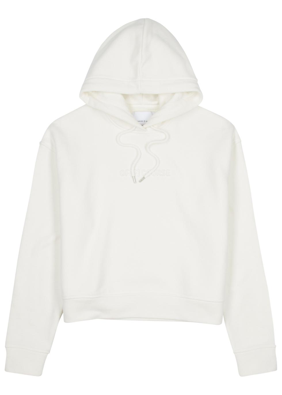 SAMS0E & SAMS0E Kelsey Cream Jersey Sweatshirt