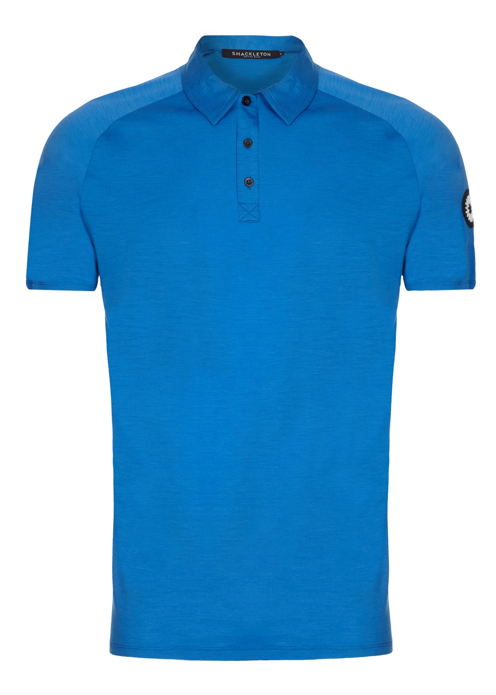 SHACKLETON SEARS PERFORMANCE BUTTON POLO