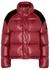 1952 Chouette velvet-trimmed shell jacket - Moncler