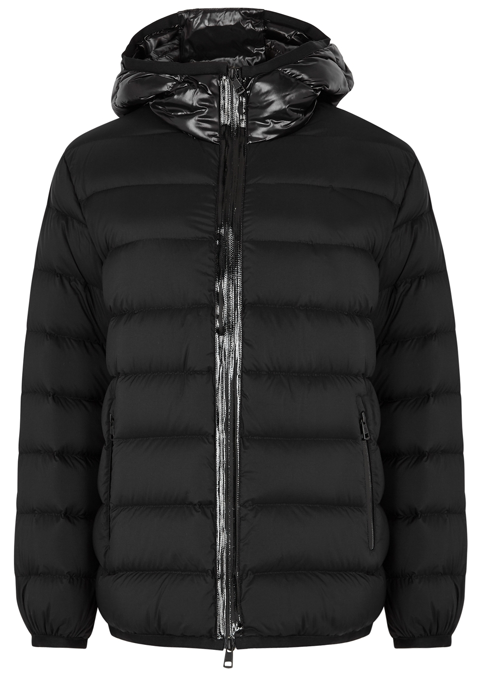 Goeland quilted shell jacket ...