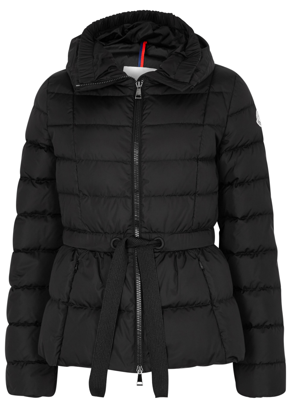 Avocette quilted shell coat - Moncler