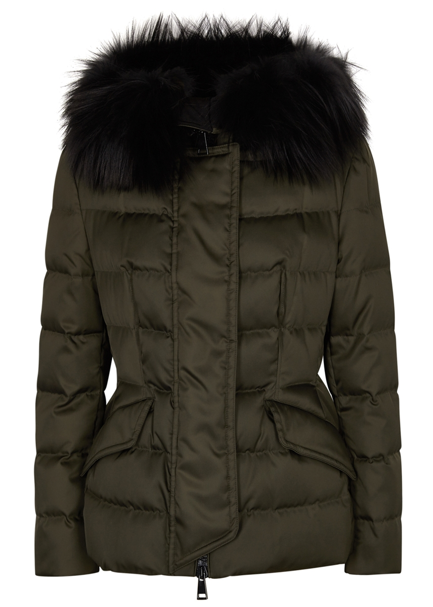 8504c63fc Designer Coats - Women s Winter Coats - Harvey Nichols