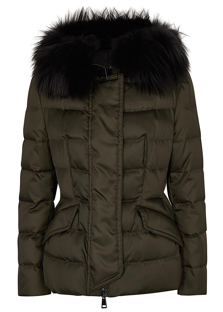 f6acb74e7 Moncler - Designer Jackets, Coats, Gilets - Harvey Nichols
