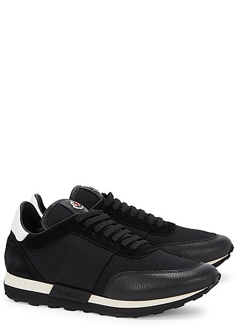 487cbaf57 Moncler Louise panelled mesh sneakers - Harvey Nichols