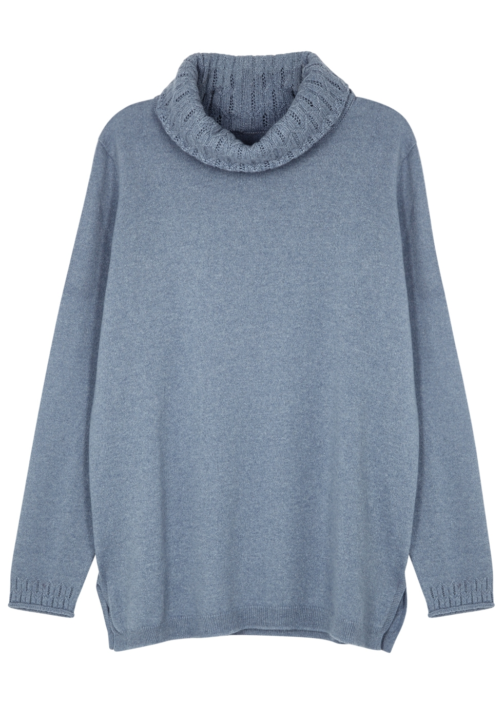 HAWICO PENCARROW ROLL-NECK CASHMERE JUMPER