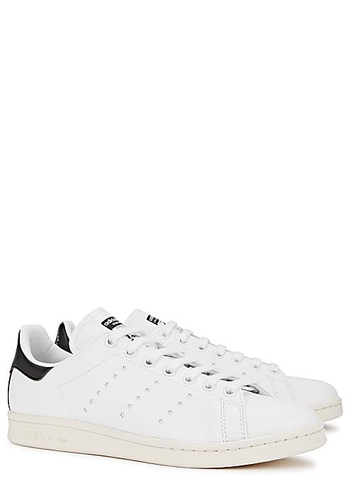 2ff8871bbcb Stella McCartney X adidas Stan Smith faux leather trainers - Harvey ...