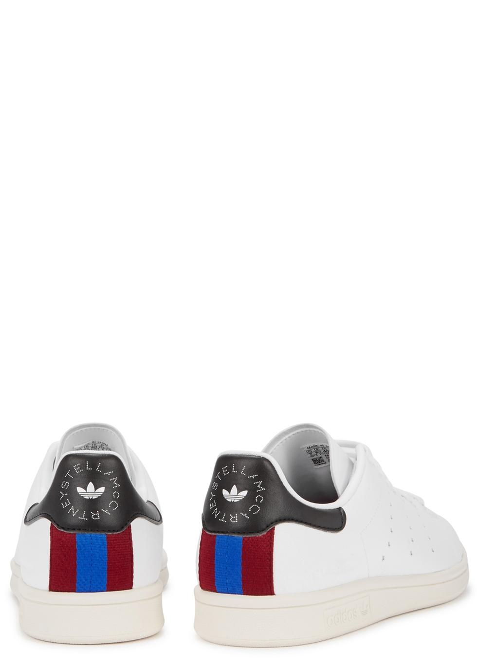Stan Smith Trainers Mccartney Adidas Harvey X Faux Stella Leather wtFfI