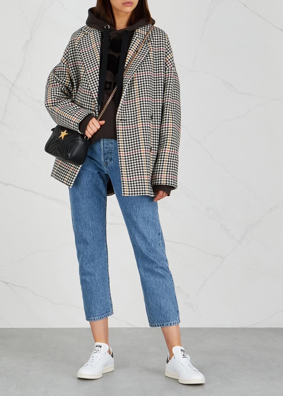 f14dd7fa5ee Stella McCartney X adidas Stan Smith faux leather trainers - Harvey Nichols