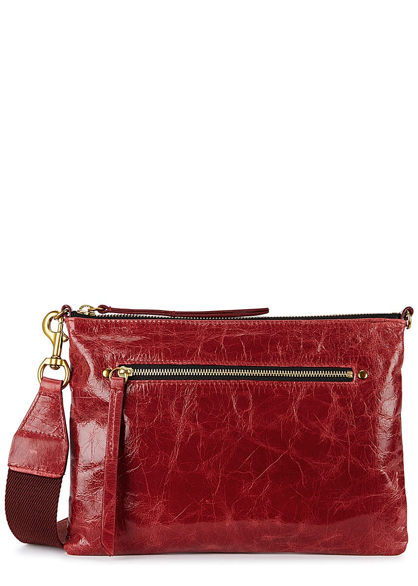 7d48414044 Nessah red leather cross-body bag Nessah red leather cross-body bag. Isabel  Marant