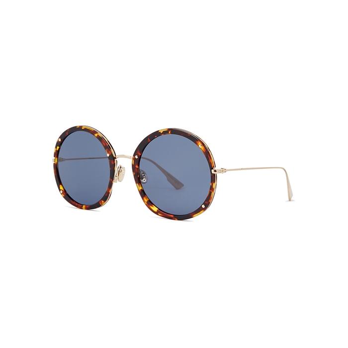 d58c0121e9 Dior DiorHypnotic1 Round-frame Sunglasses