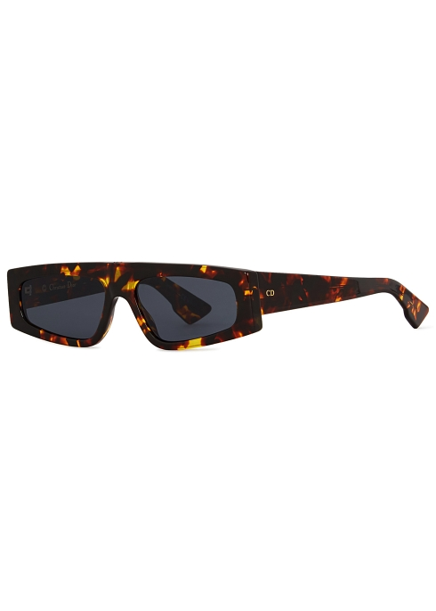 d0d87c41354b Dior DiorPower tortoiseshell sunglasses - Harvey Nichols