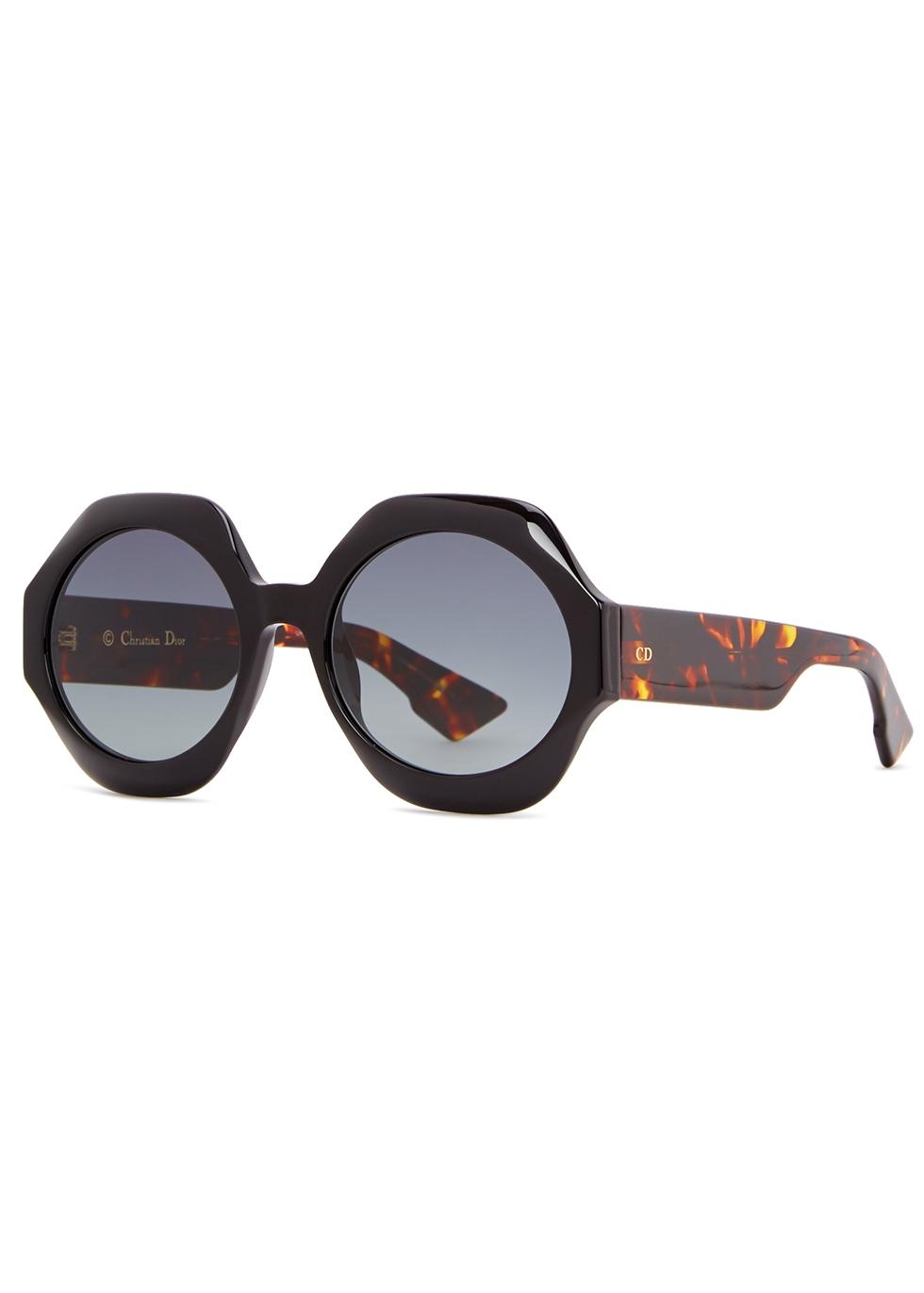 DiorSpirit1 round-frame sunglasses